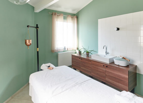 Wellnesshotel Ayurveda Behanlungsraum