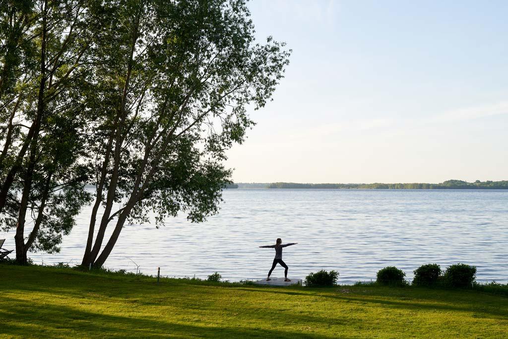 Wellnesshotel Yoga Retreat Schleswig-Holstein