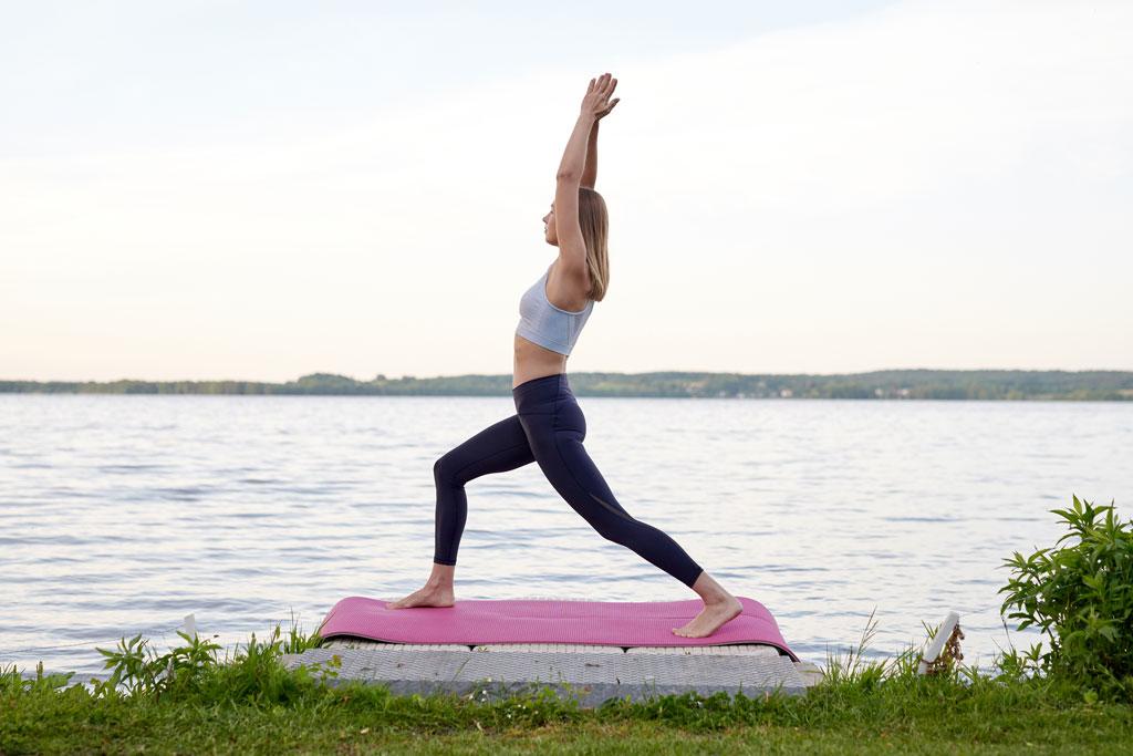 Yoga Retreat im Herbst in Norddeutschland